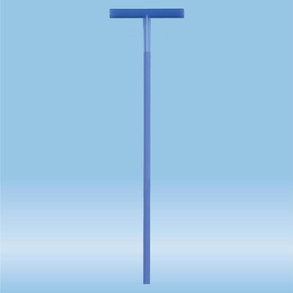 Inoculation spreader, PS, blue, sterile