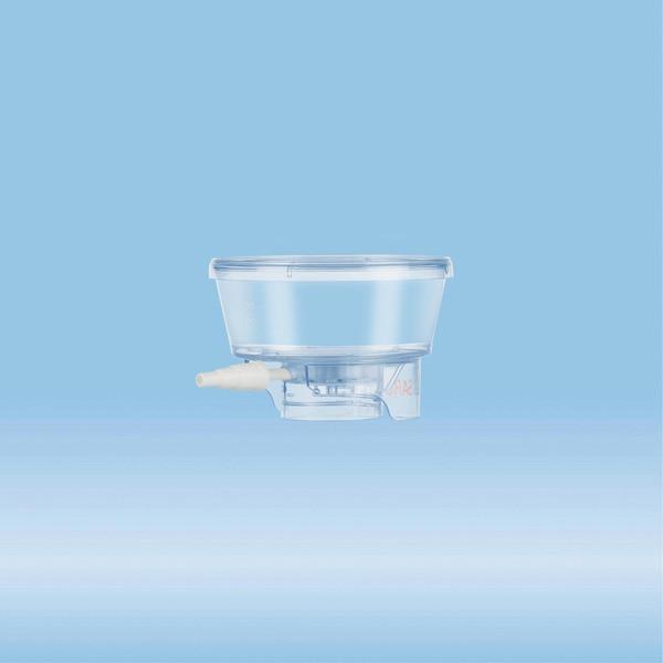 Filtropur BT 25, Bottle top filter, 250 ml, PES, 0.45 µm