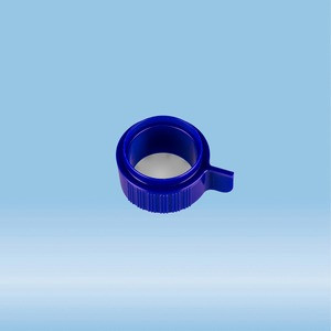 Cell strainer, pore size: 40 µm, blue