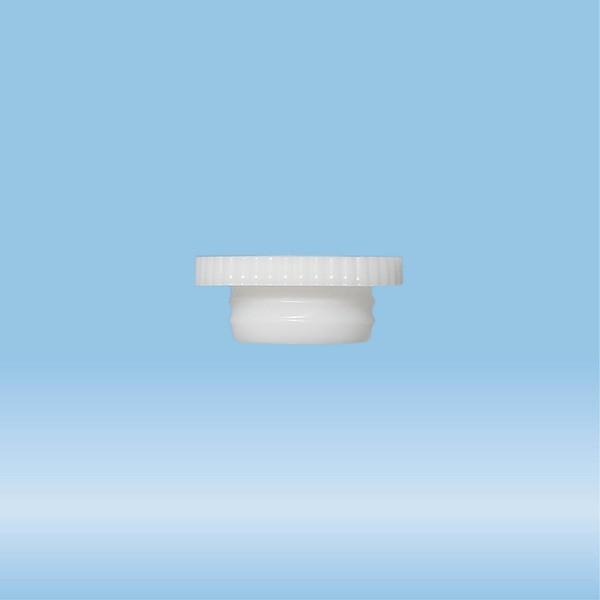 Push cap, white, suitable for 2 ml sample tube 73.663