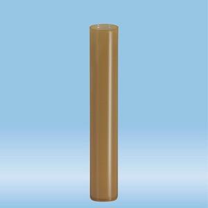 12ML TUBE,95X16,CON/S,PS,AMB