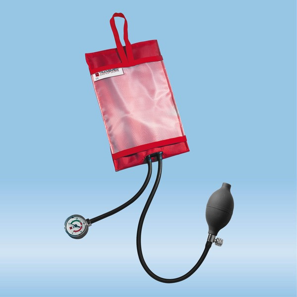 Pressure infusion cuff Standard, latex-free