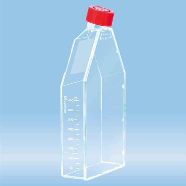 Cell culture flask, T-175, surface: Standard, Filter cap