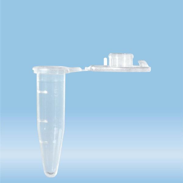 SafeSeal reaction tube, 0.5 ml, PP, Biosphere® plus