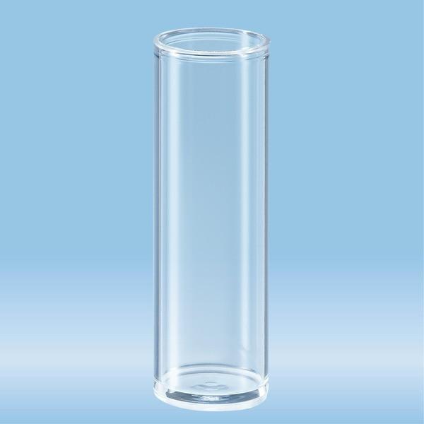 Tube, 7 ml, (LxØ): 50 x 16 mm, PS