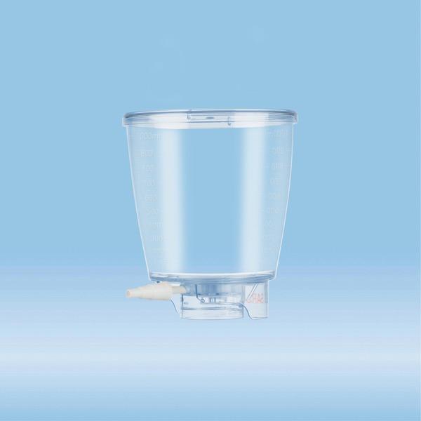Filtropur BT 100, Bottle top filter, 1000 ml, PES, 0.45 µm
