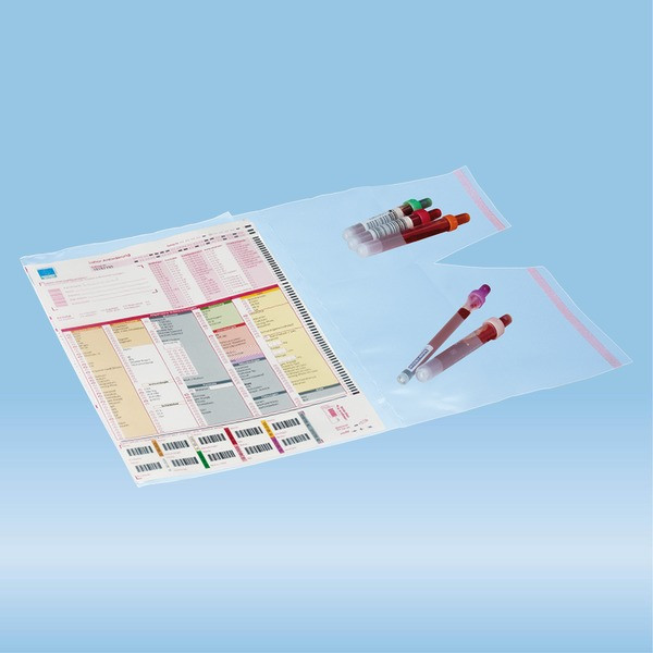 Mailing envelope, PE, (LxW): 440 x 320 mm