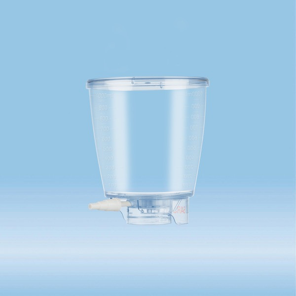 Filtropur BT 100, Bottle top filter, 1000 ml, PES, 0.2 µm
