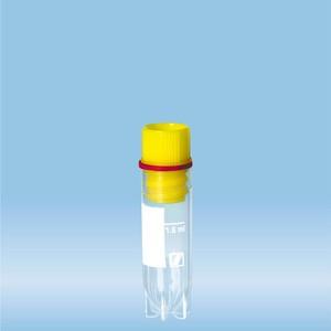 CryoPure Tube 1.6ml yellow