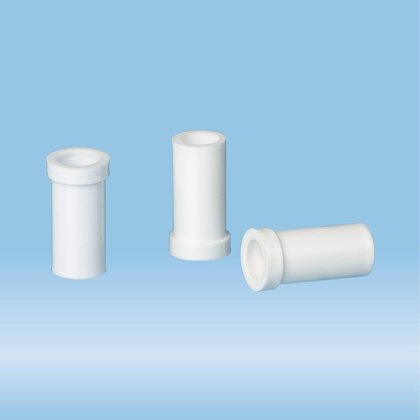 Adapter, MC 6, white, for 0.5 - 0.6 ml micro tubes