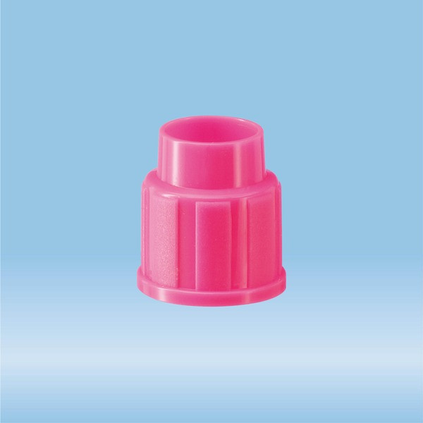 Colour-coded cap, pink