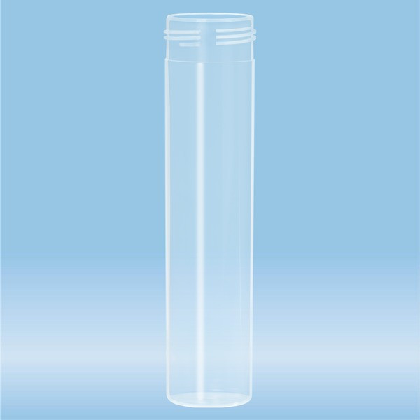 Mailing container, construction: round, length: 126 mm, Ø opening: 30 mm