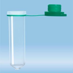 Micro tube 2ml, green