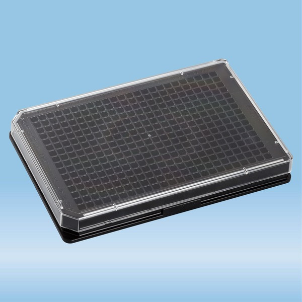 lumox® multiwell, Cell culture plate, with foil base, 384 well