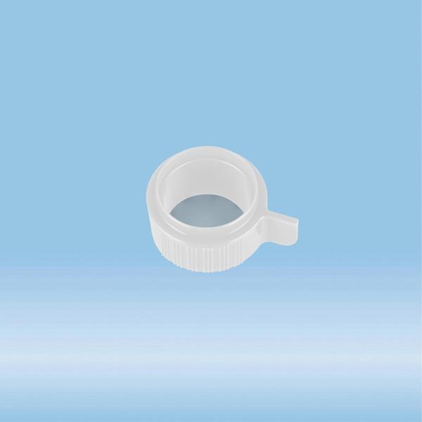 Cell strainer, pore size: 70 µm, white