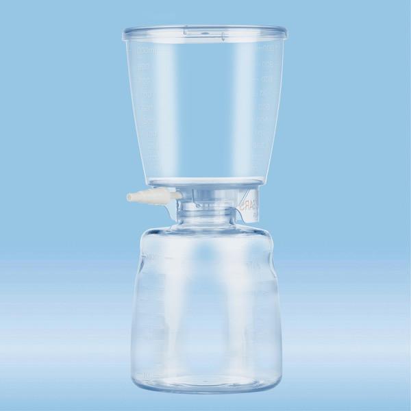 Filtropur V100, Vacuum filtration unit, 1000 ml, PES, 0.45 µm