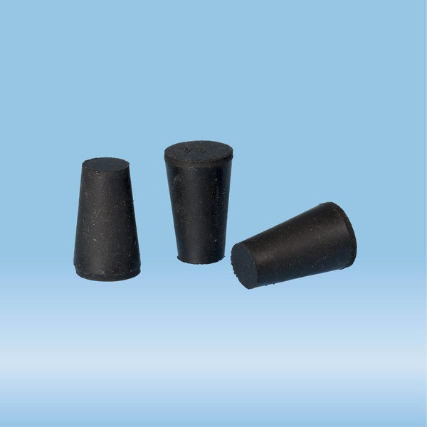 Rubber adapter, black