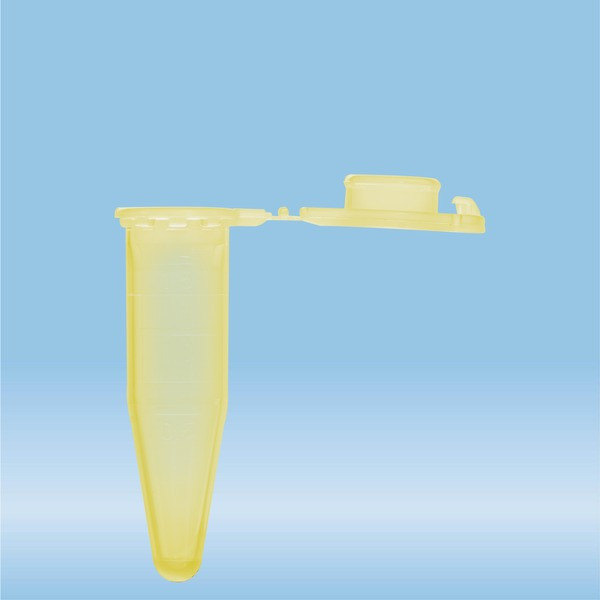 SafeSeal reaction tube, 2 ml, PP