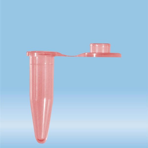 Reaction tube, 0.5 ml, PP
