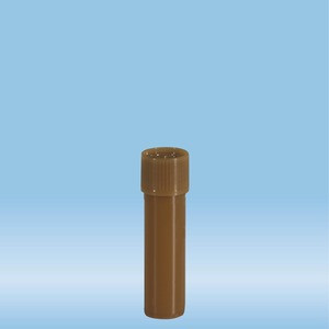 Screw cap tube, 8 ml, (LxØ): 57 x 16.5 mm, PP