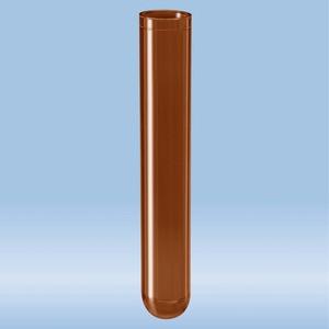 8ML TUBE,100X13,RB,PP,BROWN