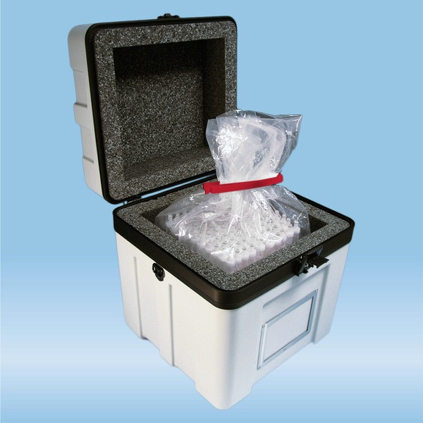 Transport case B 19, without lateral rim