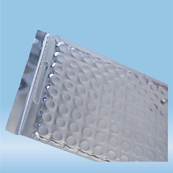 Film, free from DNase/RNase, material: aluminium, aluminium, pierceable