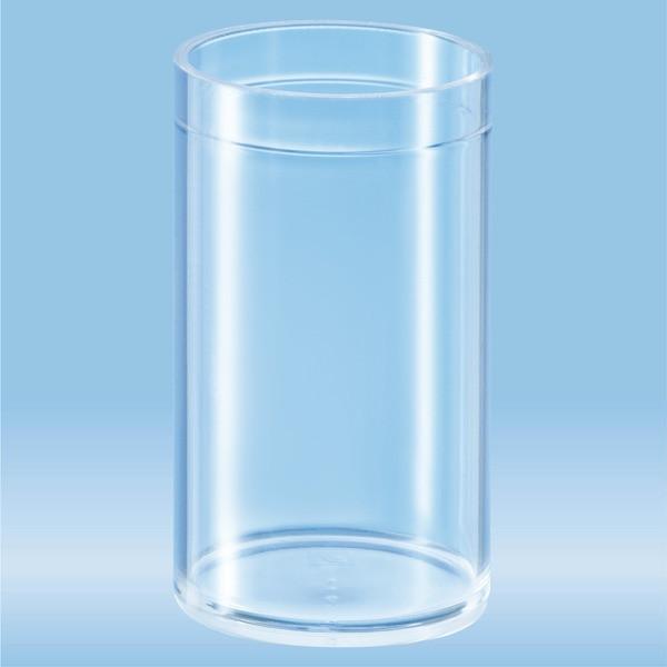 Tube, 12 ml, (LxØ): 40 x 23.5 mm, PS