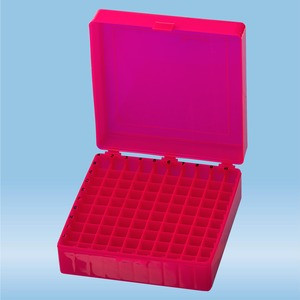 Storage Box 10x10, pink (PP)