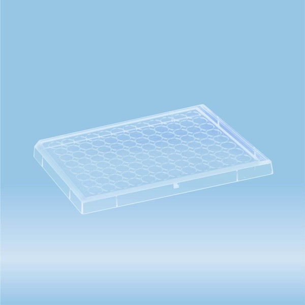 Lid, for Micro test plates, PS, with condensation rings