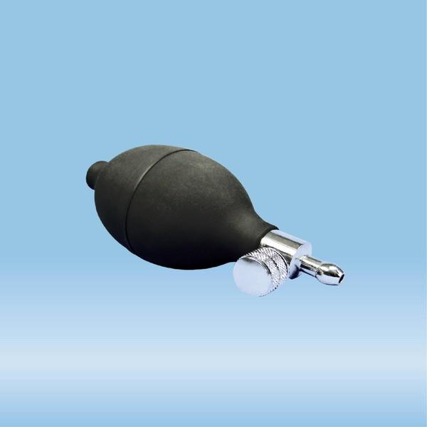 Pressure ball latex-free