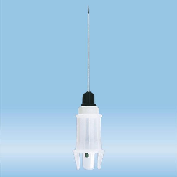 S-Monovette® needle, 22G x 1 1/2'', black