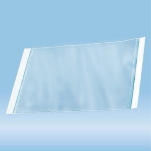Adhesive film, material: Acetate, transparent