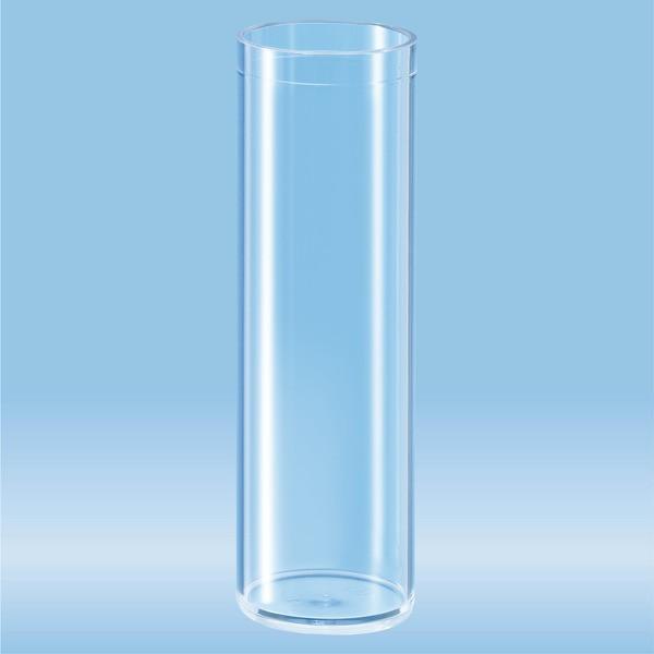 Tube, 23 ml, (LxØ): 75 x 23.5 mm, PS