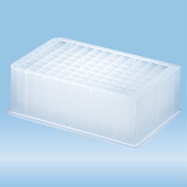 Deep Well MegaBlock®, 2.2 ml, free from DNA, DNase/RNase, pyrogens/endotoxins, PP