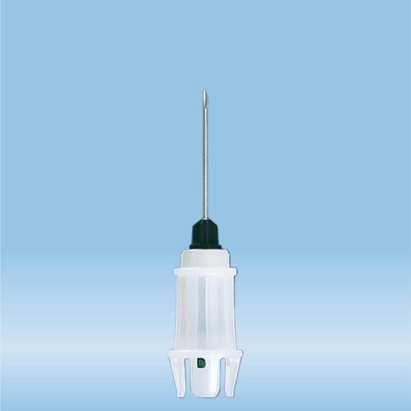 S-Monovette® needle, 22G x 1'', black, 1 piece(s)/blister