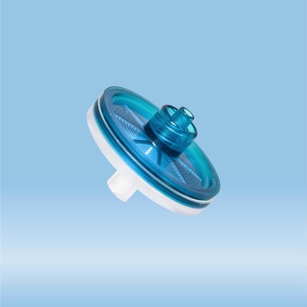 Syringe filter, Filtropur S plus, CA, pore size: 0.2 µm, for sterile filtration