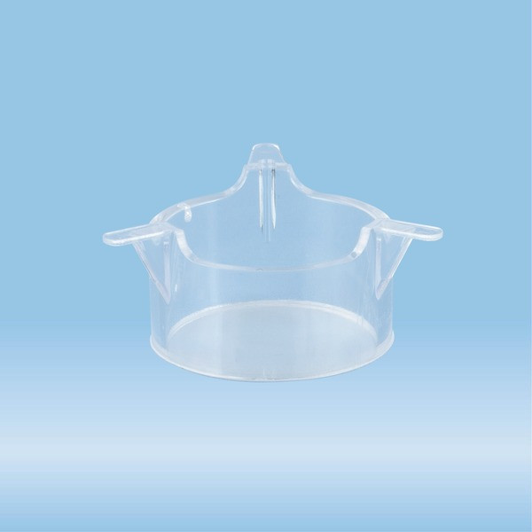 TC insert, for 6-well plates, PET, translucent, pore size: 0.4 µm