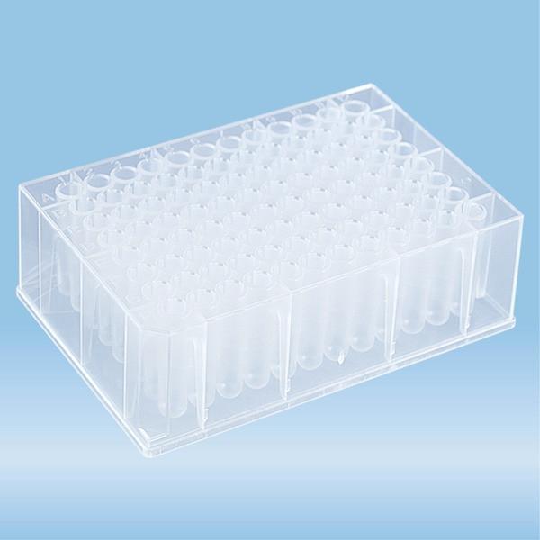 Deep Well MegaBlock®, 1.2 ml, free of DNA, DNase/RNase, pyrogens/endotoxins, PS