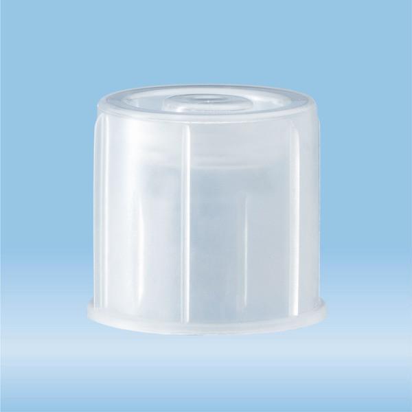 Ventilation cap, natural, suitable for tubes Ø 16 mm