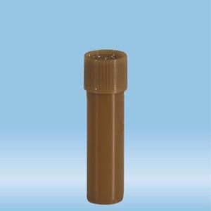 8ML SC TUBE,57X16,AMB CAP ASS