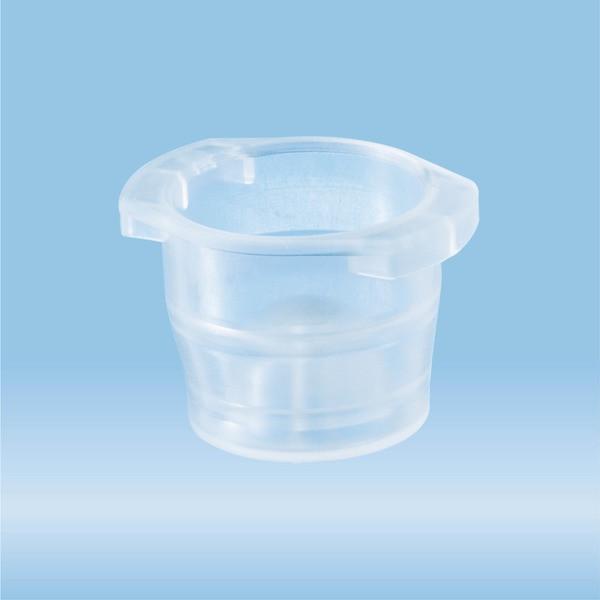 Cap, natural, suitable for tubes Ø 10-16 mm