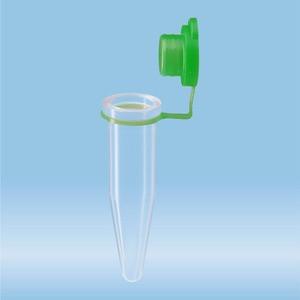 Micro tube 1.5ml, green