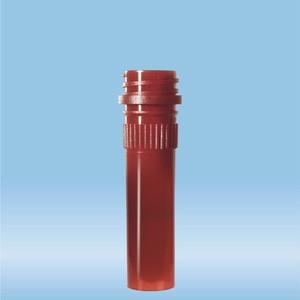 Micro tube 1.5ml, PP brown