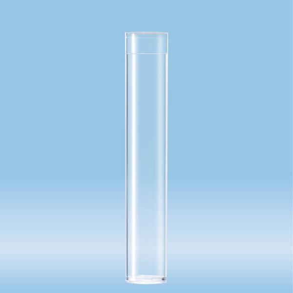 Tube, 12 ml, (LxØ): 95 x 16.5 mm, PS