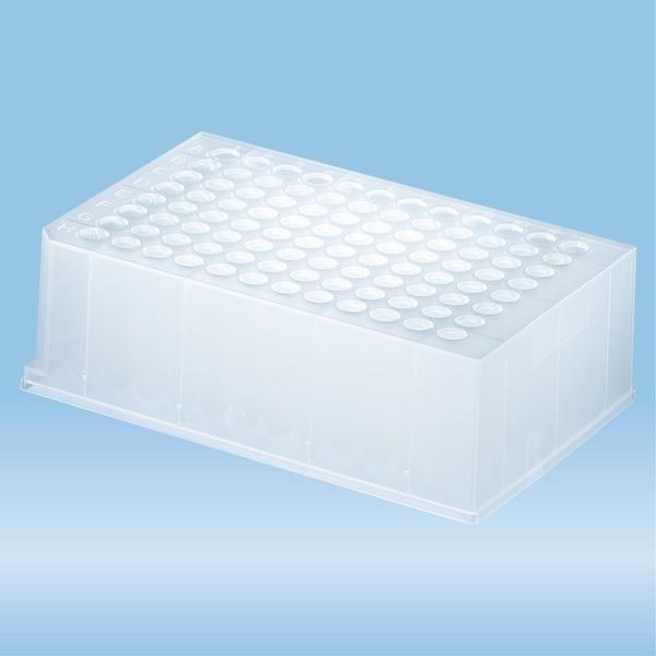 Deep Well MegaBlock®, 1.2 ml, free from DNA, DNase/RNase, pyrogens/endotoxins, PP