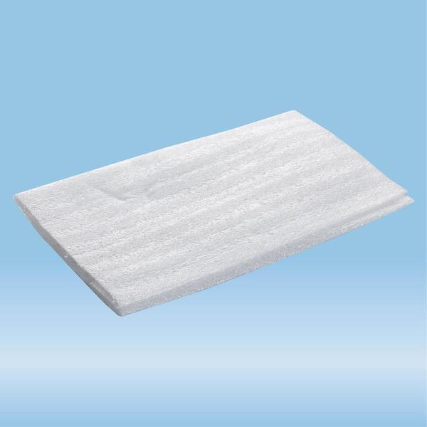 Foam film bag, (LxW): 185 x 230 mm, PE