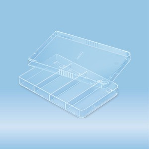 quadriPERM®, square tissue culture dish, not TC-treated, 4 well, 12 piece(s)/bag