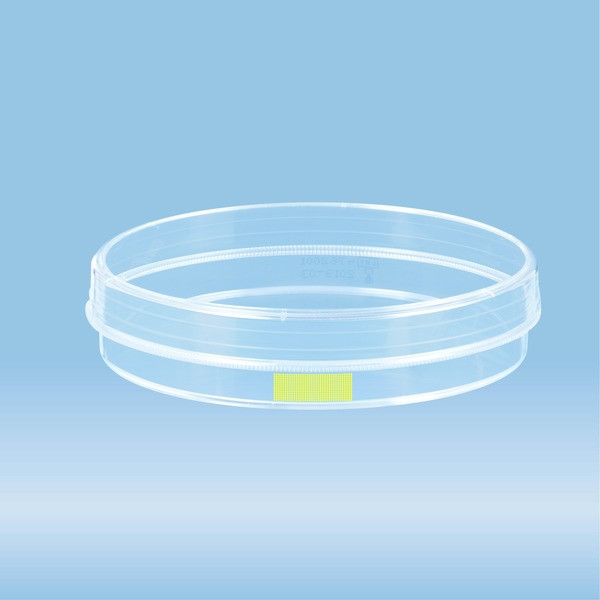 Tissue culture dish, (ØxH): 100 x 20 mm, surface: Cell+