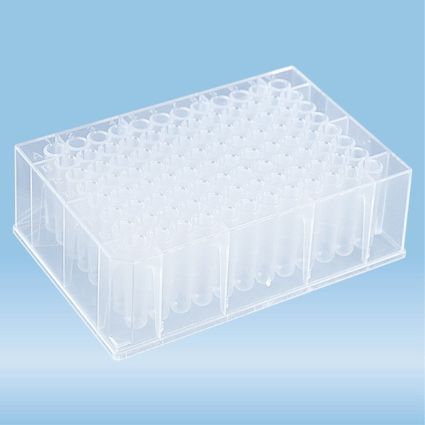 Deep Well MegaBlock®, 1.2 ml, free from DNA, DNase/RNase, pyrogens/endotoxins, PS